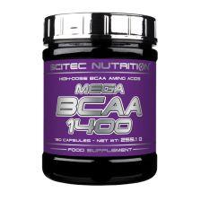 MEGA BCAA 1400 (180 Kapseln)