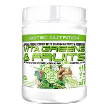 Vita Greens & Fruits Pear-Lemon Grass (600g)