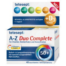 Vitamin A-Z Duo Complete (42 Tabletten)