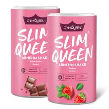 2 x Slim Queen Mahlzeitersatz-Shake (2x420g)