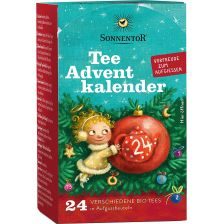 Tee-Adventskalender Edition bio (37,5g)