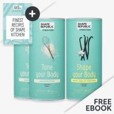 Sophia's Shape Kitchen — inkl. gratis Rezept Buch