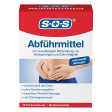 SOS Abführmittel (10 Portionsbeutel)
