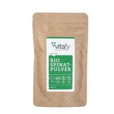 Bio Spinatpulver (100g)