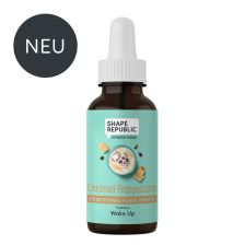 Functional Flavedrops Frappuccino Caramel »Wake Up« (30ml)