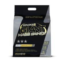 Giant Mass Gainer - 6800g - Vanilla