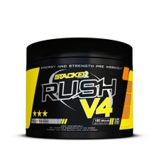 Rush V4 - 180g - Green Apple