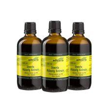 3 x Stevia flüssig Extrakt (3x100ml)