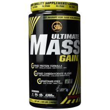 Ultimate Mass Gain - 1800g - Strawberry-Cream