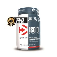 ISO 100 Hydrolyzed - 900g - Strawberry