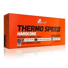 Thermo Speed Hardcore Mega Caps (120 Kapseln)