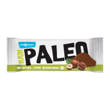 Raw Paleo Bar - 20x50g - Cocoa - Hazelnuts