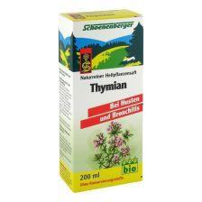 Thymian Naturreiner Heilpflanzensaft bio (200ml)