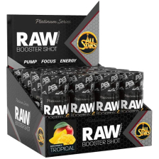 Raw Intensity Booster Shot Tropical (16x60ml)