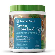 Green Superfood Alkalize & Detox (240g)