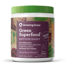 Green Superfood Antioxidant Sweet Berry (210g)