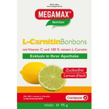 L-Carnitin Bonbons (95g)