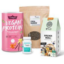 Vegan 'Start into the Day'