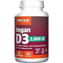 Vitamin D3 1000 I.E. (60 Kapseln)