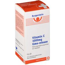 Vitamin C 1000mg time-release (60 Tabletten)