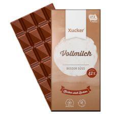 Xylit-Vollmilchschokolade (100g)