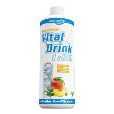 Essential VitalDrink Konzentrat - 1000ml - Weißer Tee-Pfirsich