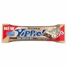 YIPPIE! Bar - 12x45g - Triple Chocolate