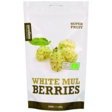 Weiße Maulbeeren getrocknet Bio (200g)