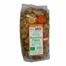 Braunhirse-Flakes bio (250g)