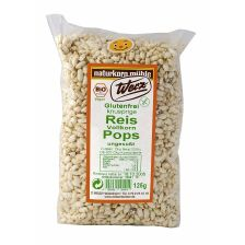 5 x Vollkorn-Reis gepufft bio (5x125g)