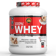 100% Whey Premium - 2270g - Cinnamon Rice Pudding