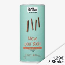 Whey Isolat Protein Zimt »Move your Body« (420g)