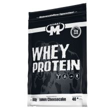Whey Protein - 1000g - Lemon Cheesecake - MHD 30.11.2018