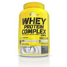 Whey Protein Complex 100% - 1800g - Erdbeere - MHD 21.09.2018