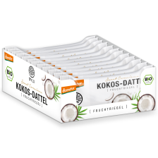 """Demeter Kokos-Dattel Fruchtriegel """"Sweet Conscience"""" (12x30g)"""
