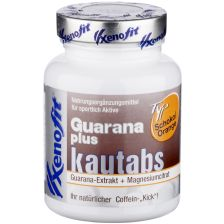 Guarana plus (40 Kautabletten)