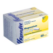 Magnesium pure (60 capules)