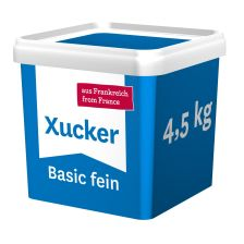 Xucker Basic FR feinkörniges Xylit (4500g)