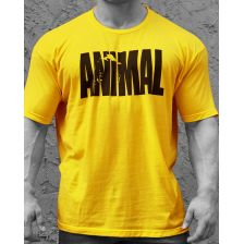 Animal Iconic Shirt Yellow