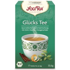 Yogi Tee Glücks Tee bio (17 Beutel)