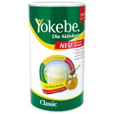 Yokebe Aktivkost Classic Pulver (480g)