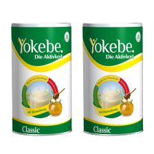 Yokebe Aktivkost Classic Doppelpack (2x480g)