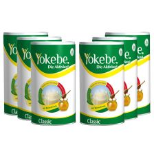 Yokebe Aktivkost Classic Sechserpack (6x480g)