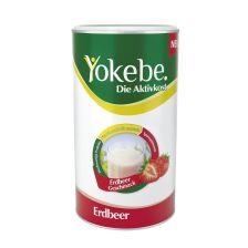 Yokebe Aktivkost Erdbeer Pulver (500g)