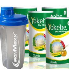 Yokebe Package + Gratis Shaker