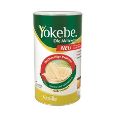 Yokebe Aktivkost Vanille Pulver Lactosefrei (500g)