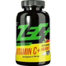Vitamin C+ Hagebutte (240 Kapseln)