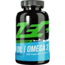 Zec+ Fischöl/Omega 3 (250 Kapseln)