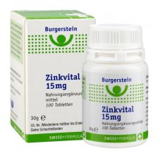 Zinkvital 15mg (100 Tabletten)