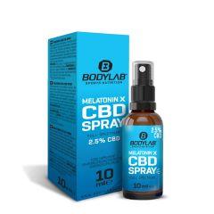 Melatonine + CBD Spray 2,5% (10ml)